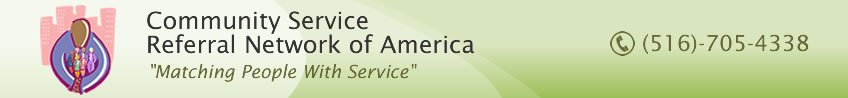 Community Service Referral Network of America